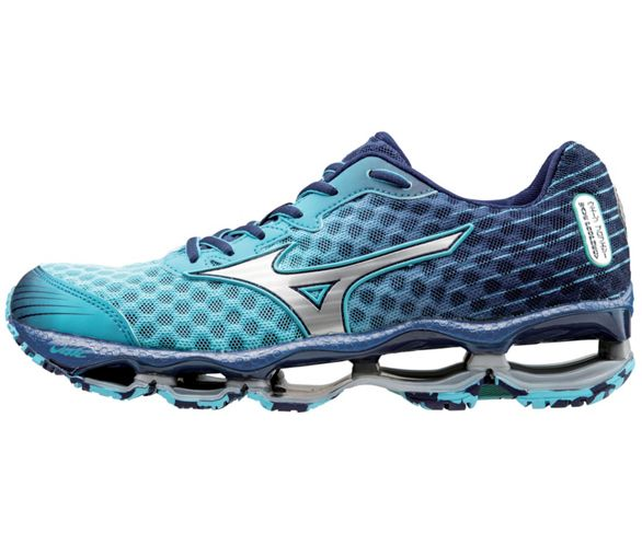 d32c30729949 Mizuno Womens Wave Prophecy 4 Running Shoes AW15 | Chain Reaction Cycles