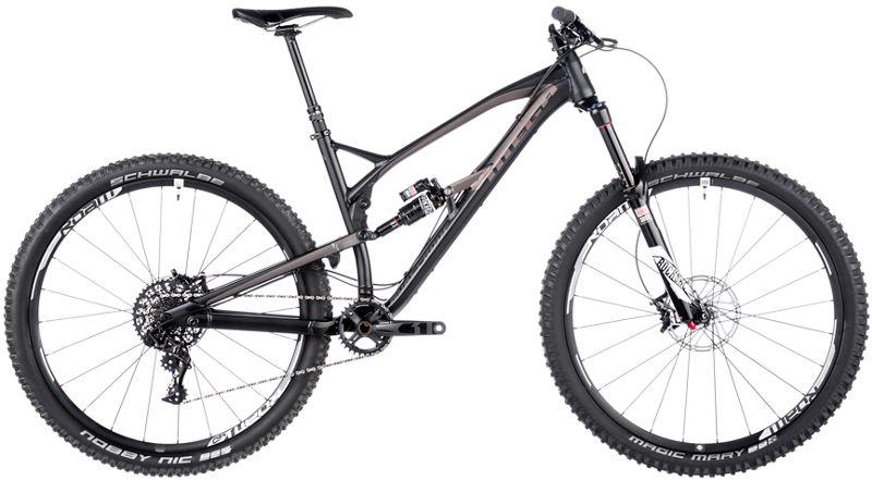 Nukeproof Mega 290 Pro Bike 2016