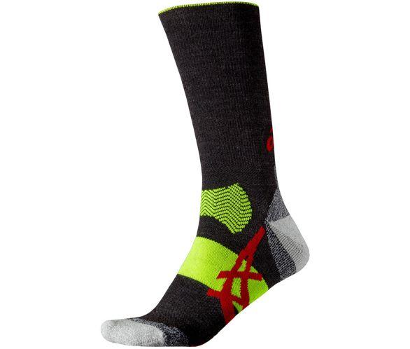 asics running socks