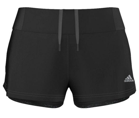 16eeb3ac6 Adidas Womens Supernova Glide Shorts AW15