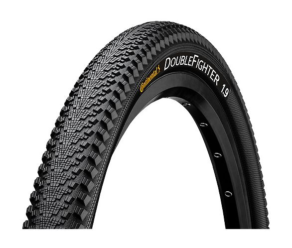 f81c1239a05 Continental Double Fighter III MTB Tyre | Chain Reaction Cycles