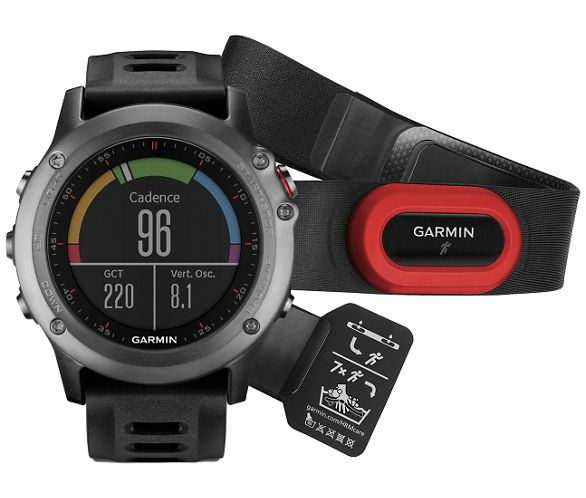 Orologio Garmin Fenix 3 Gps Completo Performance Chain Reaction Cycles