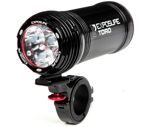 Exposure Toro Mk 7 Front Light Chain Reaction Cycles