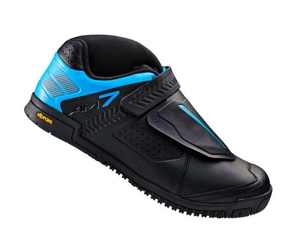 6b4cdae0381 Shimano AM7 MTB Flat Pedal Shoes 2018 | Chain Reaction Cycles