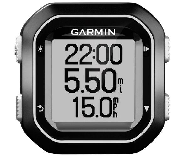 Garmin Edge 25 GPS Cycle Computer | Chain Reaction Cycles