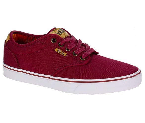 eb85c8805e3f52 Vans Atwood Deluxe Shoes AW15