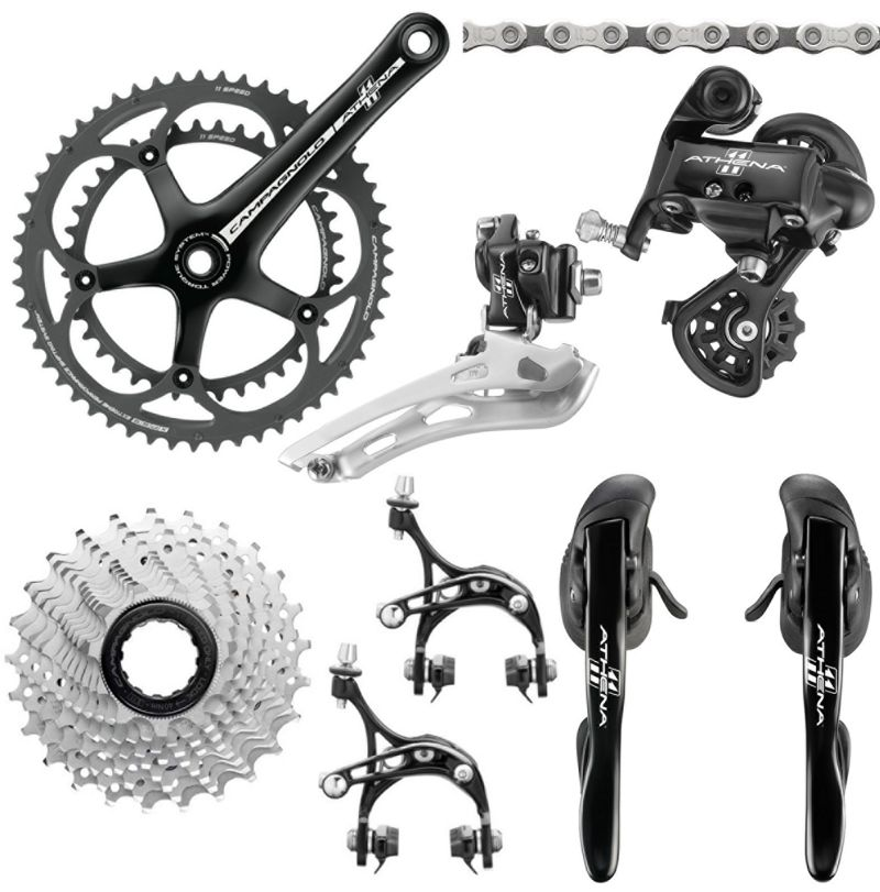 Campagnolo - Athena (アテナ) 11スピードグループセット