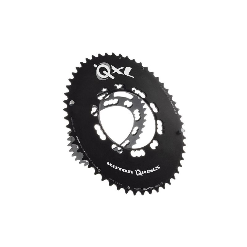 Rotor QXL Oval Aero Road Chainring