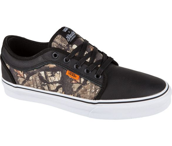 7e105c40f3 Vans x Shadow Conspiracy Chukka Low Shoes AW15