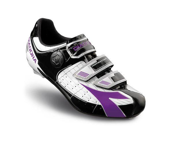 Scarpe donna bici da corsa Diadora Vortex Comp Carbon SPD SL