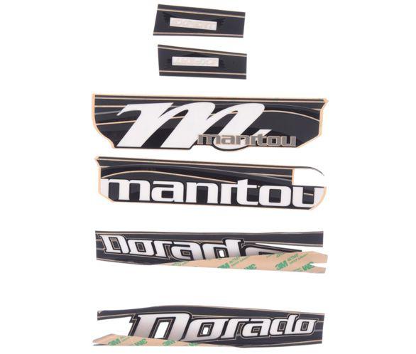 Manitou Dorado Pro Decal Kit