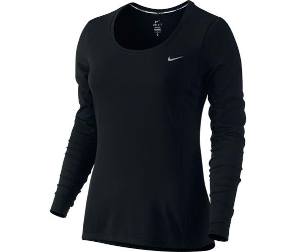 Maglia Nike Dri FIT Contour Maniche Lunghe Donna SS16