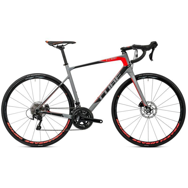 Cube Attain GTC Pro Disc Road Bike 2016