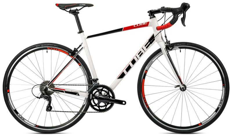 Cube Attain Pro Road Bike 2016