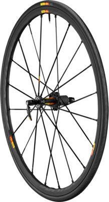 mavic ksyrium slr wts road rear wheel chain reaction cycles 105Mm Illumination Round view images