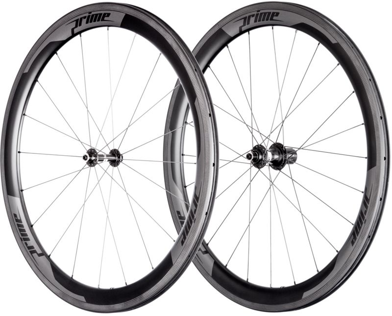 Prime RR-50 Carbon Clincher Road Wheelset