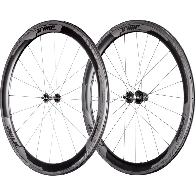 Prime RR-50 Carbon Clincher Road Wheelset 2016