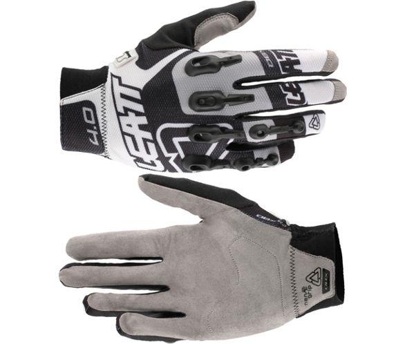 Leatt DBX 4.0 Lite Bicycle Gloves Black