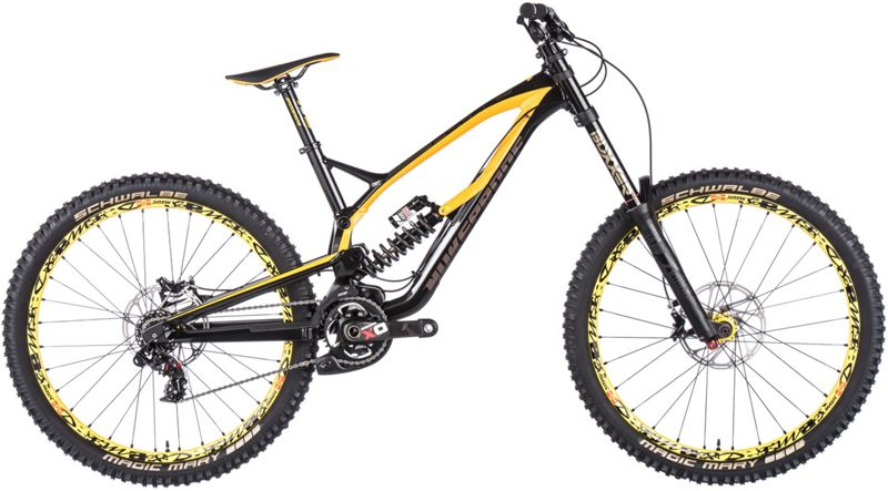 Nukeproof Pulse Team DH バイク 2017