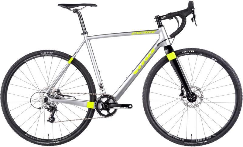 Vitus Bikes Energie Pro CX Bike - Carbon Rival 1x11 2017