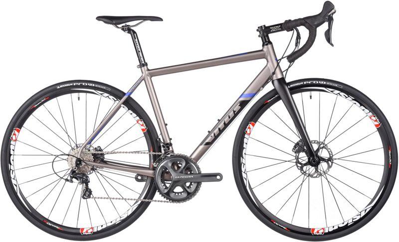 Vitus Bikes Zenium SL Pro Disc - Superlight Ultegra 2017