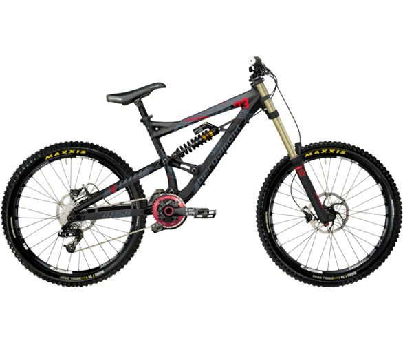 bd30924a229 Bergamont Straitline MGN Suspension Bike 2013 | Chain Reaction Cycles
