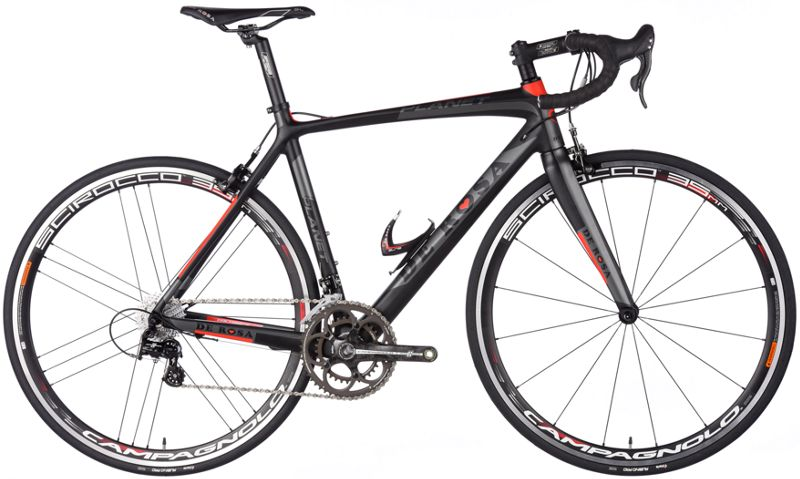 De Rosa Planet Athena Road Bike 2016