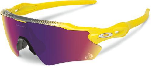 Oakley Radar Ev Path Tour De France Sunglasses Chain Reaction Cycles
