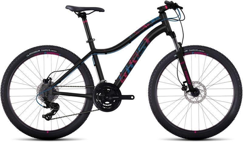 "Ghost Lanao 1 26"" Ladies Hardtail Bike 2017"