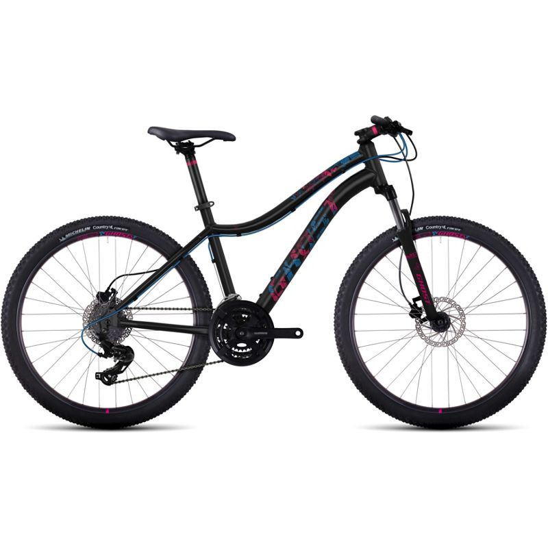 "Ghost Lanao 1 26"" Ladies Hardtail Bike 2017"