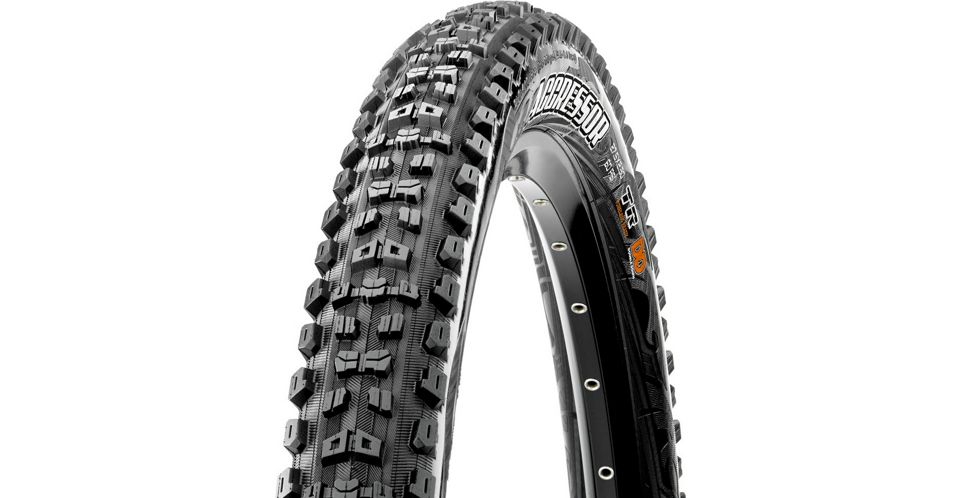 Picture of Maxxis Aggressor MTB Tyre - EXO - TR