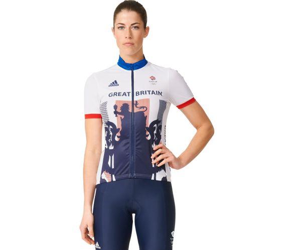 Adidas Womens Replica Cycling Jersey  5c20600df