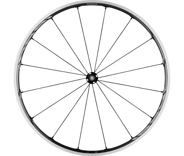 579715d1756 Shimano RS81 C24 TL Carbon Road Front Wheel | Chain Reaction Cycles