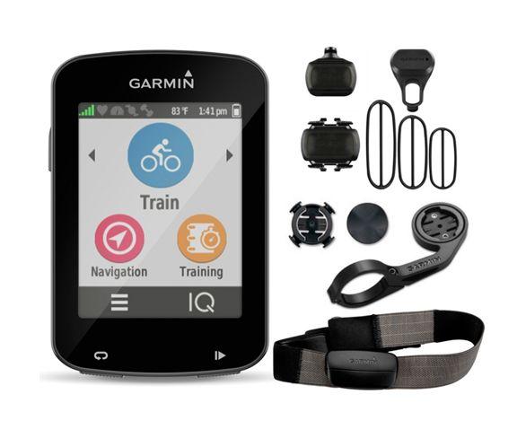8174cf6f6 Conjunto de ciclocomputador GPS Garmin Edge 820. El Edge 820 es el nuevo  ciclocomputador repleto de características ...