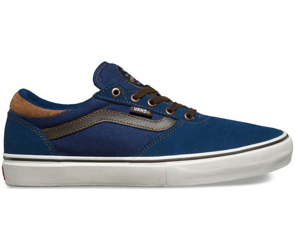 8d958468875b Vans Gilbert Crockett Pro Shoes AW16