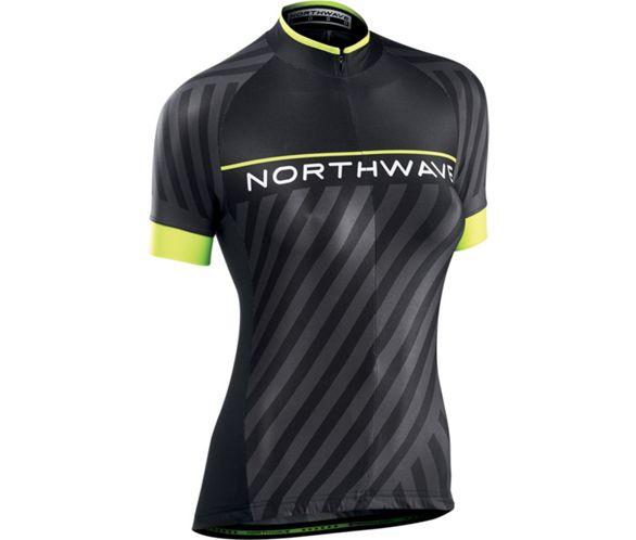 ef8dd0d91 Northwave Womens Logo 3 Jersey SS17