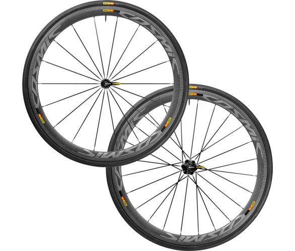 dcda8996583 Mavic Cosmic Pro Carbon SL Clincher Wheelset 2017. 5 / 5. Read all 2  reviews Write a review. View Images