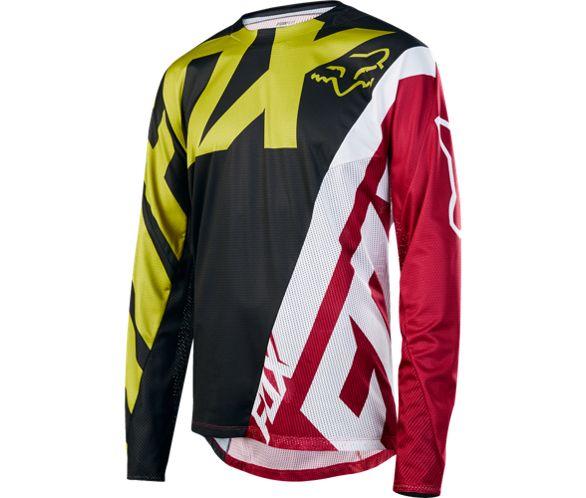 Fox Racing Demo Long Sleeve MTB Jersey AW17  8150b8de6