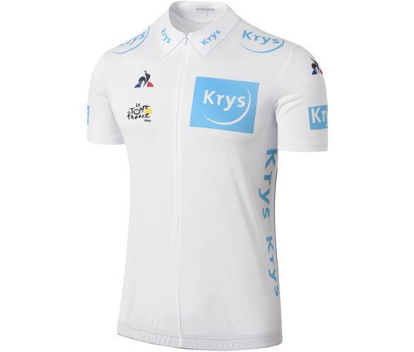 17d6cdb16 Le Coq Sportif Tour de France 2017 Replica Jersey White SS17