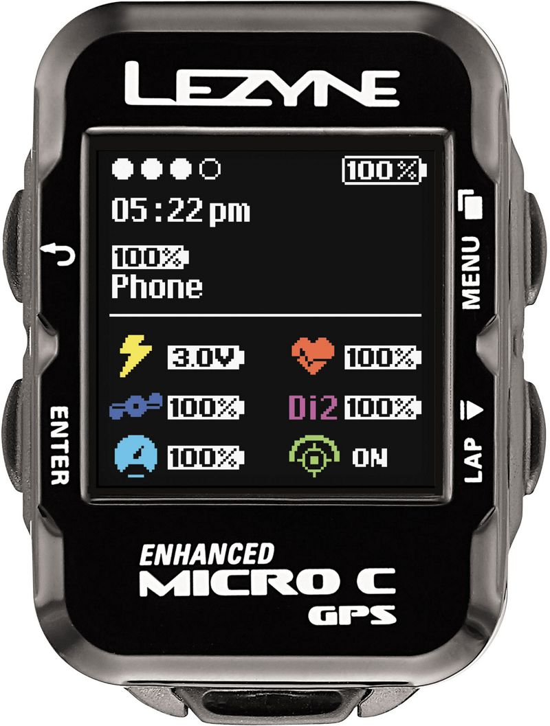 Lezyne Micro Colour GPS