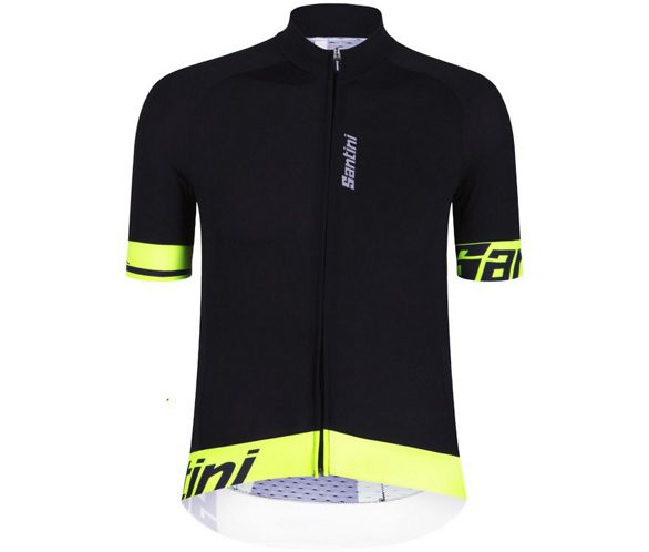 Santini Sleek 2 Aero Short Sleeve Jersey SS17  514c52937