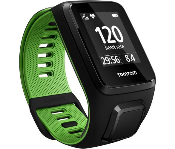 Часы TomTom Runner 3 GPS со встроенным пульсометром  bb58e647d33d7