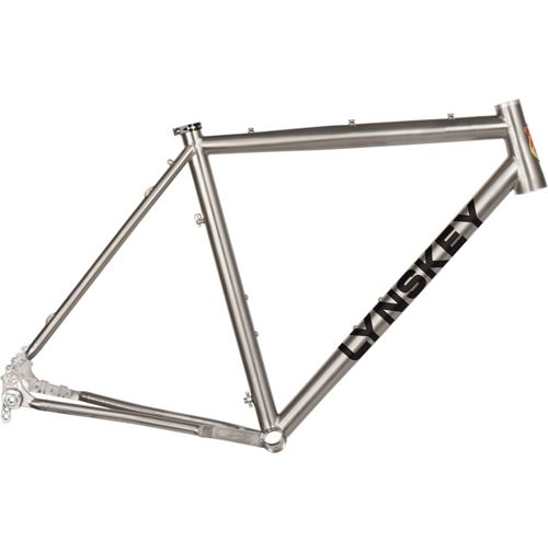 Lynskey Cooper CX Titanium Frame 2017 | Chain Reaction Cycles