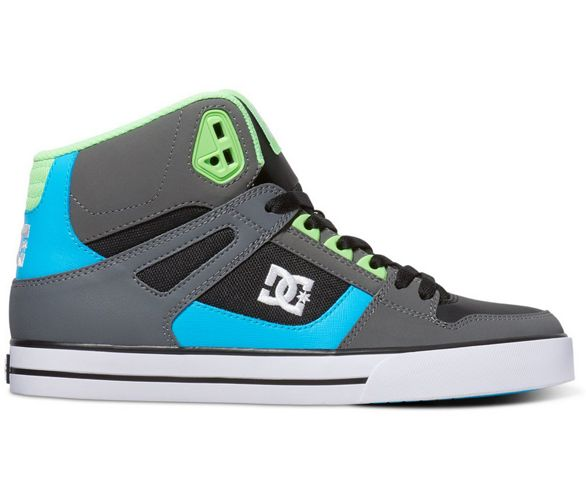 3bf3aaabf13e7 DC Spartan High WC Shoes SS17