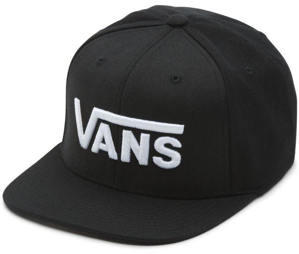 459b62575c217 Vans Drop V Snapback Hat SS17