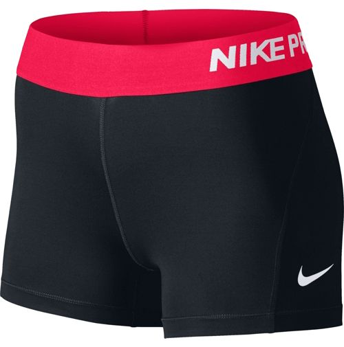 Nike Womens Pro Short 3 inch AW17  0bf8cb119