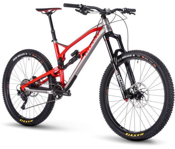 2dc16283a Nukeproof Mega 275 Comp Bike 2018