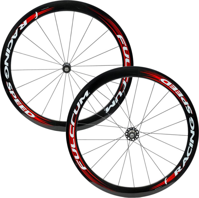 Fulcrum Racing Speed Carbon Tubular Wheelset 2016