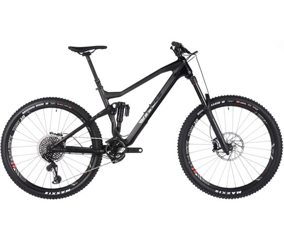 Vitus Sommet CRX Carbon FS Bike XO1 Eagle 1x12 2018 | Chain