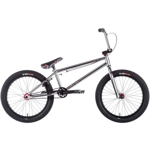 Blank Ammo BMX BIke 2018 | Chain Reaction Cycles